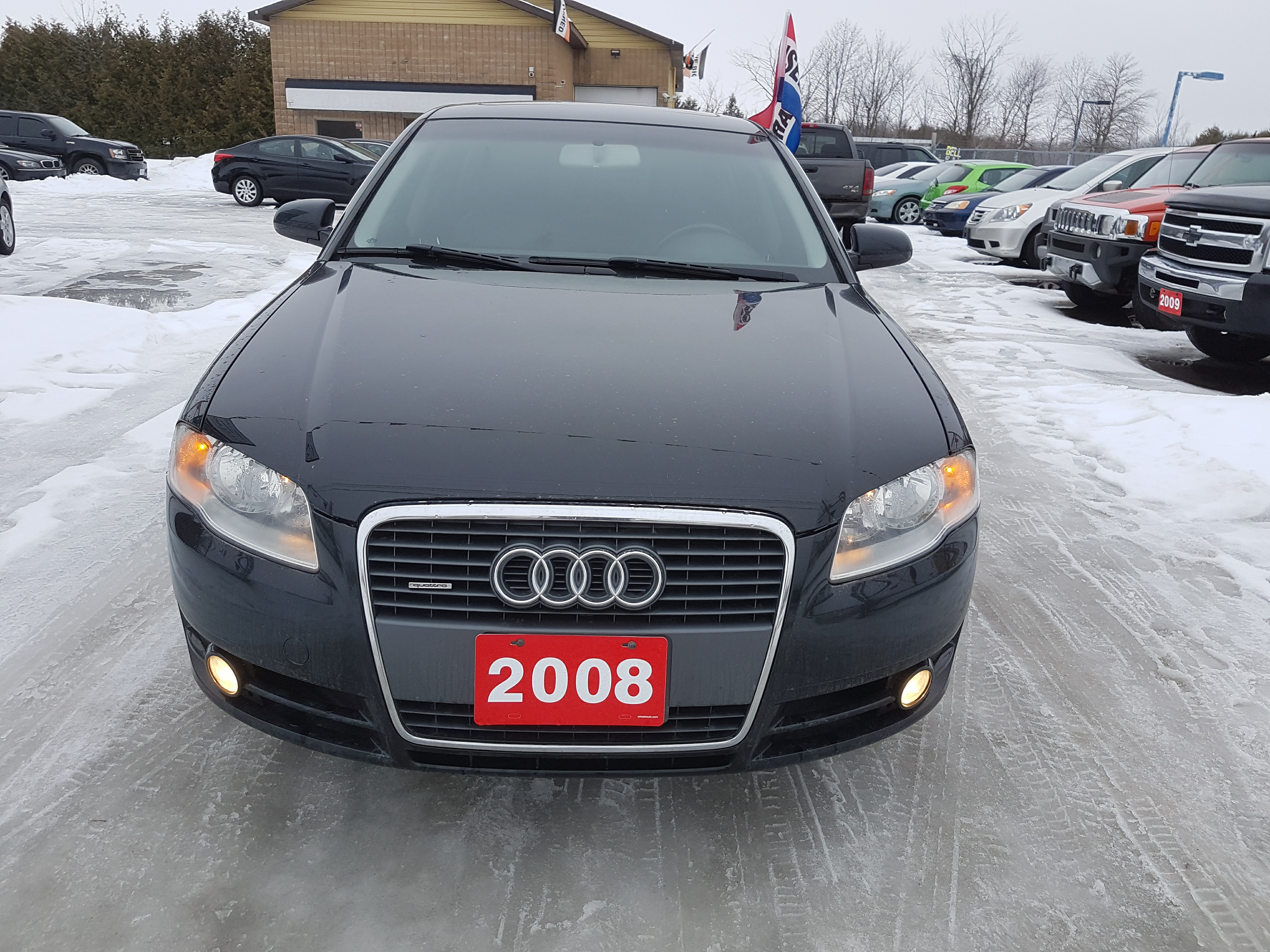 2008 audi a4 2.0t – capital auto